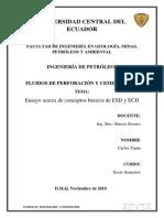 Carlos Tipan_Informe ESD Y ECD