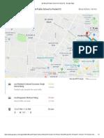 Bal Bharati Public School to Pocket F2 - Google Maps