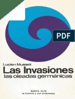 Musset Lucien. Las Invasiones. Las oleadas barbaras..pdf