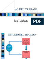 ESTUDIO DEL TRABAJO METODOS