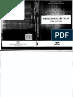 Jornalismo Para Concurso (Livro)