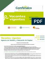 Vacantes Agencia Medellin