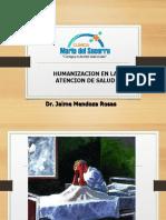 Humanización en La Atención JMR