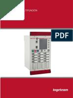 SPAD 346 C_Relé Diferencial Estabilizado