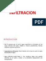1. INFILTRACION Point.pptx