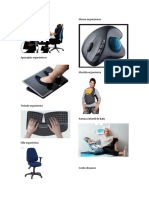 Productos ergonómicos