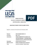 Administración debe probar la mala fe al reclamar la nulidad del reconocimiento pensional sent-68001233300020130021803(20632017)-18.pdf