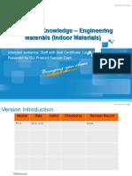G_TM_Hardware Knowledge_Engineering Materials (Indoor Materials)_module2_R1.0.ppt