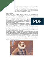 Pedro de Alvarado Biografias