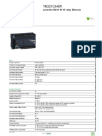 Logic Controller - Modicon M221_TM221CE40R