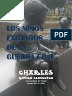 Los Niños Exiliados de La Guerra Civil.