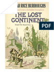 Beyond Thirty [the Lost Continent]