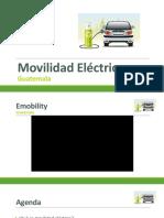 Electromovilidad. N. Chacón