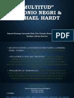 Negri & Hardt-Multitud