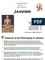 Jainism - BS III -Group 2