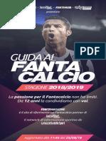 Guida Fantamagazine 25082018