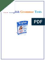 English Grammar tests.pdf