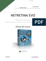 Netretinaevo Manual