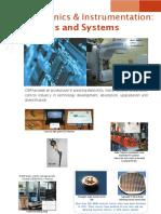 CSIR Brochure Electronics