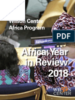 Africa Year in Review 2018