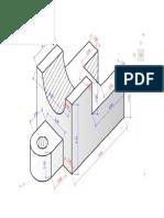Desenhando Uma Peça Mecânica 3D No AutoCAD