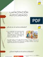 CAPACITACIÓN AUTOCUIDADO