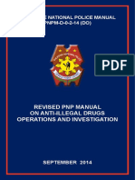 Anti Illegal Drugs Manual 2014