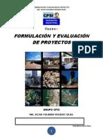 Guia de Formulación y Evaluación de Proyectos