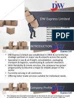 DW Express Limited