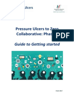 Pressure Ulcers to Zero Guide Getting Started March 17
