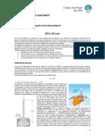 Teoría Física Gases Ideales (Nivel Medio)