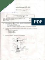 Examen de Passage 2009 Theorique Tscttp