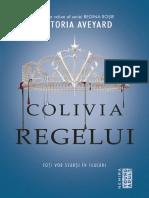 Regina roșie volumul 3