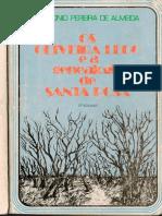 Livro - Os Oliveira Ledo e a Genealogia de Santa Rosa