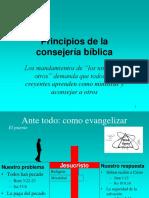1 Principios de Consejeria Bíblica