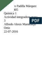 Alejandro Padilla Márquez Literatura Comentario Letrario
