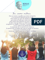 P. Dávila (Ser Como Niños)