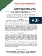 Avaliação da Produção de Amilase por Fungos Endofíticos Isolados de Euterpe precatoria Mart