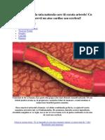 Curatarea Arterelor Cu Usturoi Si Lamaie