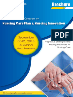 Nursing Care Innovation 2018 18401 Brochure92978