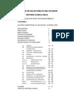 Manual de Uso de Los Formularios Básicos