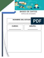 Base de Datos Semestre IV