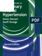 Clinician's Guide to Pulmonary Arterial Hypertension - Pocketbook