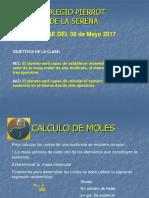 Química Calculo de Moles[1]
