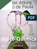 Físico-Química Vol. 1, 9ª Edição (2012)