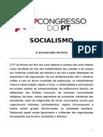 3 Congresso Nacional Socialismo Petista