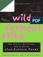 Wild Fermentation - Radish Kimchi