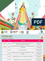Programa Candelaria 2019