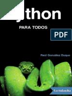 Python para todos - Raul Gonzalez Duque.pdf