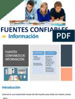 Fuentes confiables de información 2018.pptx